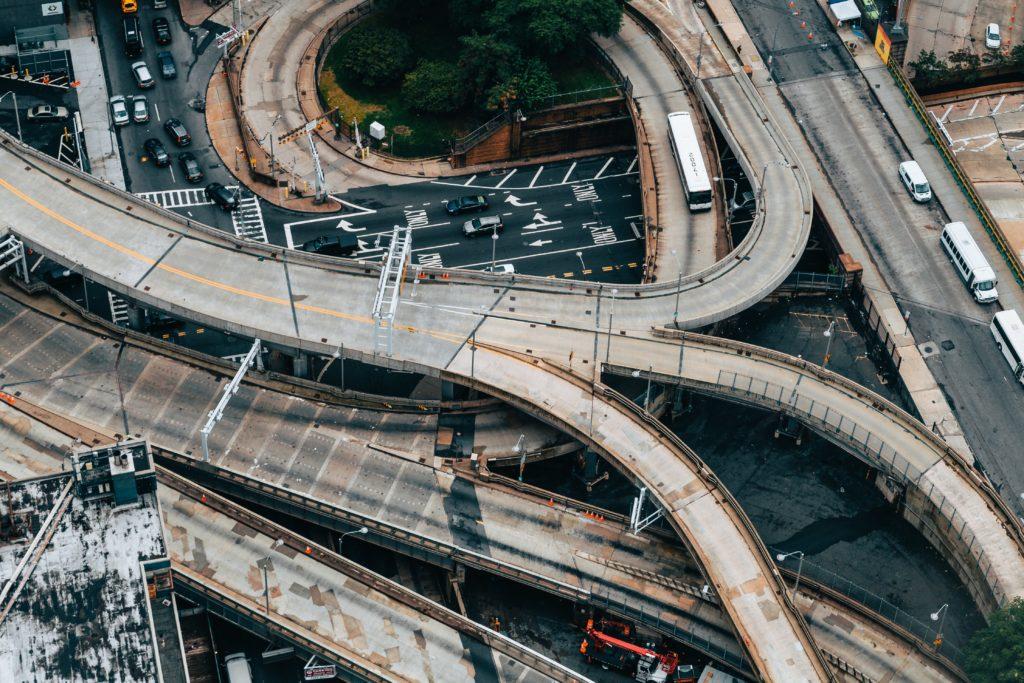 road-new-york-city